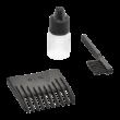 Moser 1400 hajvágógép, fehér