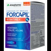 Forcapil Keratin Kapszula- hajerősítő kapszula keratinnal 60db