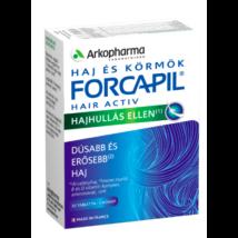 Forcapil Hair Activ - 30 db hajhullás elleni kapszula 1 hónapra
