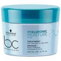 Bonacure Hyaluronic Moisture Kick Pakolás  200 ml