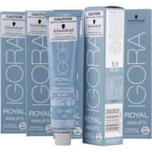 Igora Royal Highlifts hajfestékek