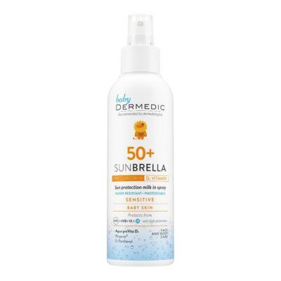 Sunbrella Baby Napfényvédő tej spray SPF 50