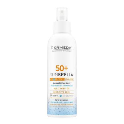 Sunbrella Napfényvédő spray SPF 50+
