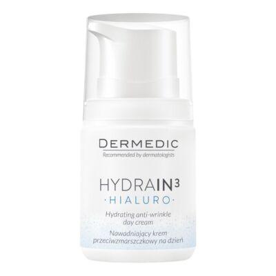 Hydrain³ Hidratáló ránctalanító nappali krém