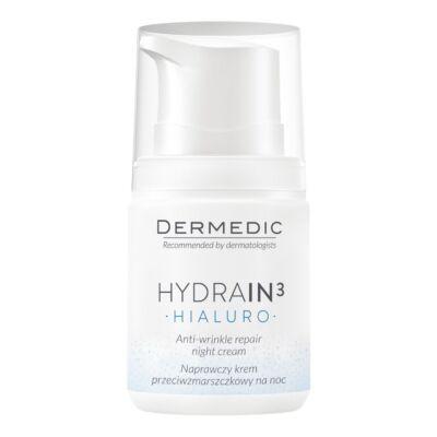 Hydrain³ Hidratáló ránctalanító éjszakai krém