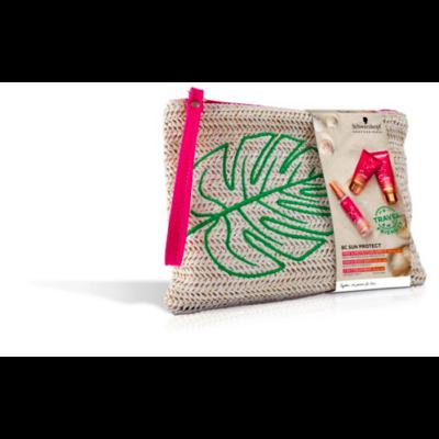 BC Bonacure Sun Protect Travel Kit- Fényvédelem a hajnak és fejbőrnek