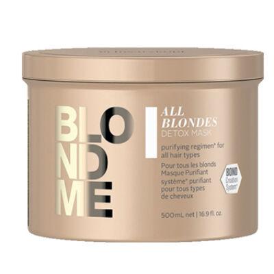 BlondMe Mindenszőke Detox Maszk 500 ml