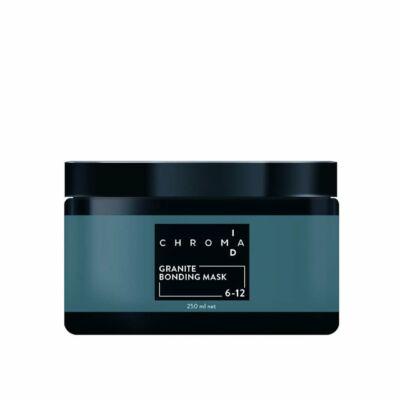 Chroma ID Kötéserősítő Hajszínező Maszk  (6-12 árnyalat) GRÁNIT SZÍN - 250 ml