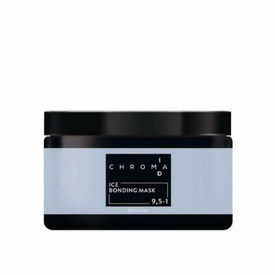 Chroma ID Kötéserősítő Hajszínező Maszk  (9,5-1 árnyalat) JÉG SZÍN - 250 ml