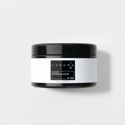 Chroma ID Kötéserősítő Hajszínező Maszk (00-0 árnyalat) Clear 250ml (színtelen maszk)