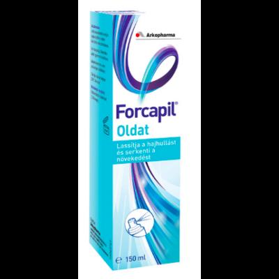 Forcapil hajnövekedést serkentő szérum 150ml