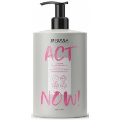 INDOLA Act Now Color Sampon 1000ml