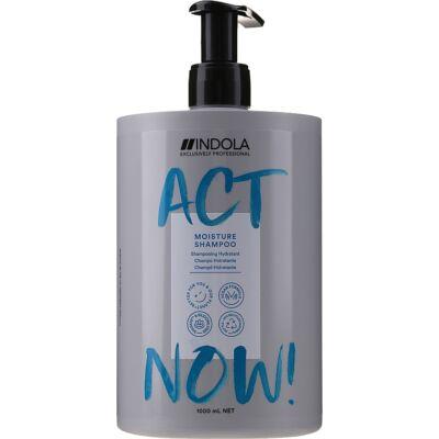 INDOLA Act Now Hidratáló Sampon 1000ml
