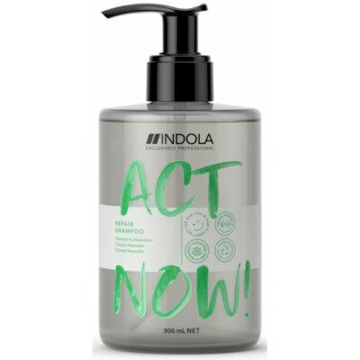 INDOLA Act Now Repair Sampon 300ml