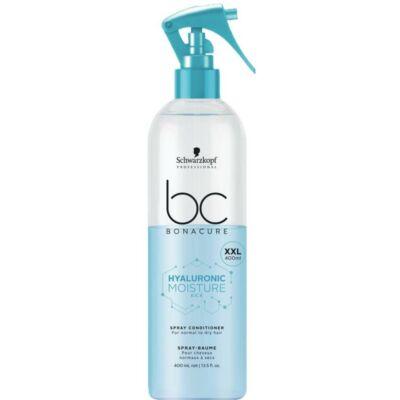 Bonacure Hyaluronic Moisture Kick Spray Balzsam XXL 400 ml