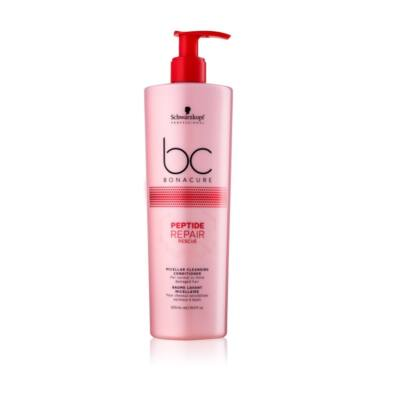 Bonacure Peptide RR BC PRR Micellar Tisztító Balzsam 500 ml
