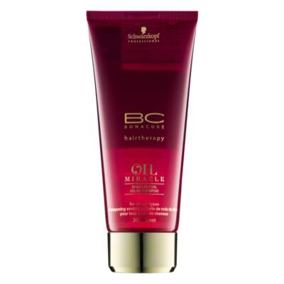 Schwarzkopf Professional BC Bonacure Oil Miracle Brazilnut Oil Sampon 200 ml