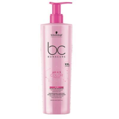 Bonacure BC pH 4.5 CF Micellar Rich Sampon  XXL 500 ml