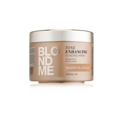 BlondMe Melegszőke maszk 200 ml