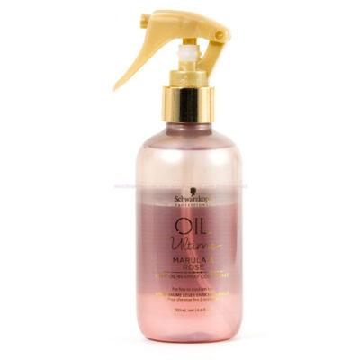 Schwarzkopf Oil Ultime Marula&Rose Spray-balzsam vékonyszálú és normál hajra 200ml