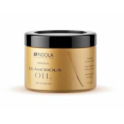 INDOLA Glamorous Oil Csillogó Hajpakolás 200ml
