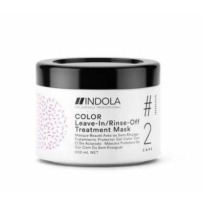 INDOLA Color Hajszínvédő, Hajban hagyható Pakolás 200ml