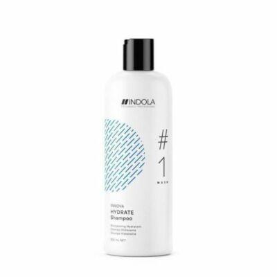 INDOLA Hydrate Shampoo - Hidratáló Sampon 300ml