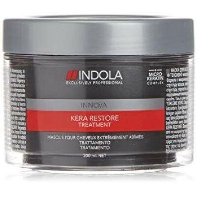 INDOLA Kera Restore Hajpakolás - Sérült haj helyreállítására 200ml