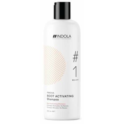 INDOLA Root Activating Shampoo - Hajaktiváló sampon 300ml